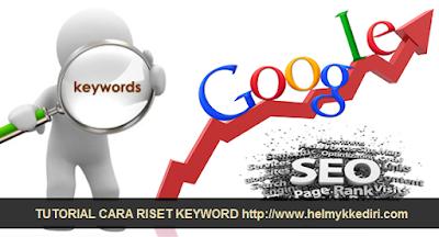 Cara riset keyword lengkap untuk pemula