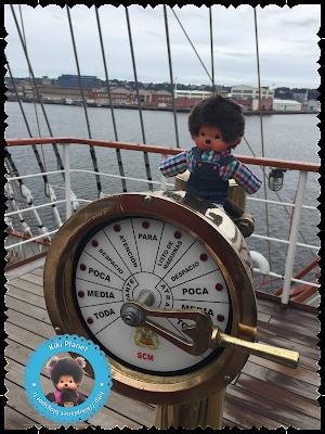 union Pérou bateau voilier monchhichi bubbles Diana Le Havre port boat péruvien