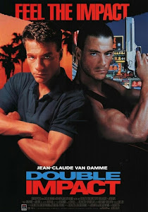 Double Impact Poster
