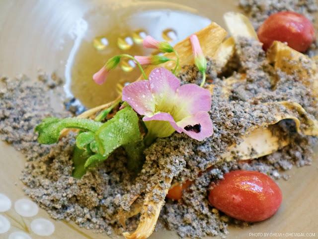 IMG 3603 - 熱血採訪│Feuille飲食實驗室,比米其林美食還難捉摸,2018春夏的森林饗宴等待每位旅人的蒞臨