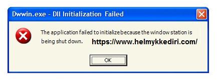 error windows yang membuat pengguna tertawa