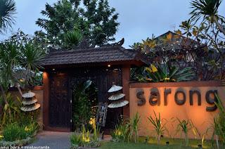 Job Vacancy as Daily Worker Accounting at Sarong Restaurant in Bali