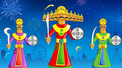 Happy Vijaya Dashami Dussehra 2017 HD Image