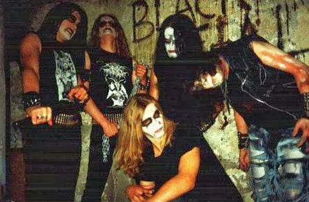 Mayhem & Darkthrone
