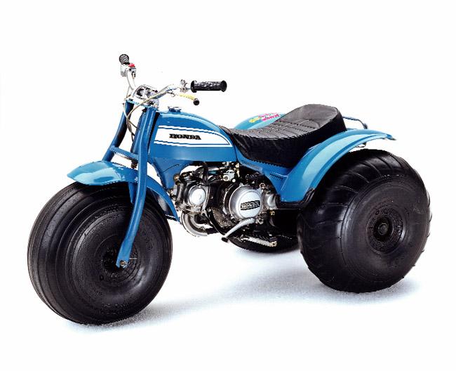 Honda ATV Model History Timeline 1970-Present | Honda of