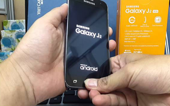 Samsung galaxy j2 core user manual leaked online.