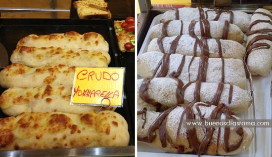 Falloni en Pizza Eritrea Roma