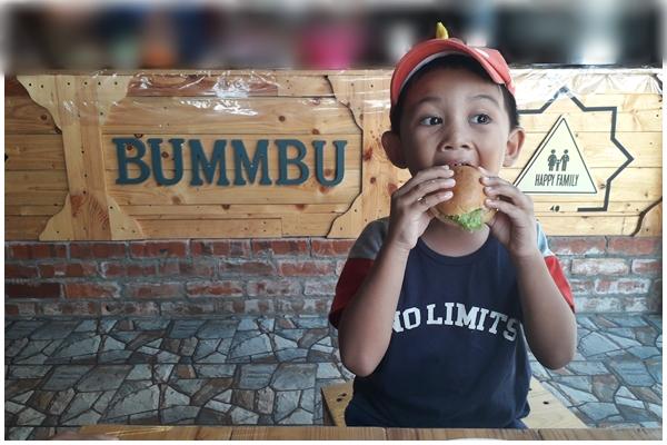 Projek JJCM di Kuantan - Bummbu Nasi Singgey