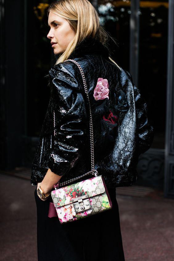 Sandra Semburg Milan Fashion Week Street Style - Pernille Teisbaek