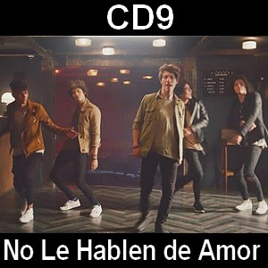 CD9 - No Le Hablen de Amor