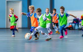 9223b89e5b7b9 Futsal e o Professor de Educação Física - Blog do DVDs Sports