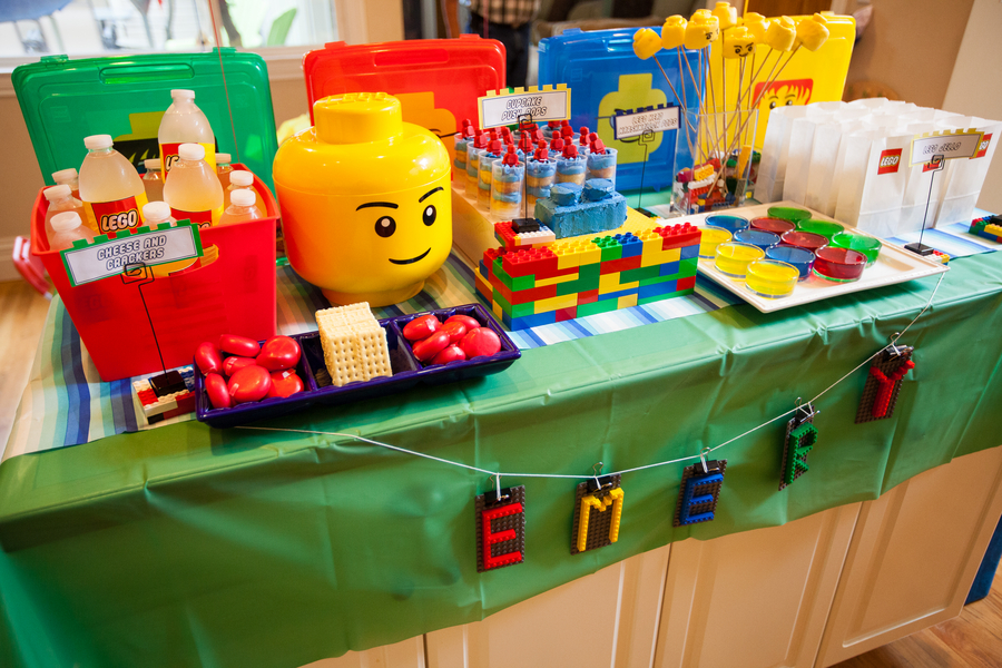 Lego Primary Colors Boy Child Kid Kids Children