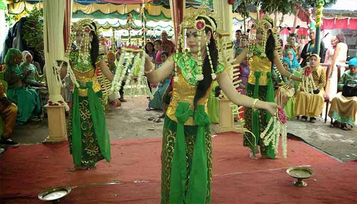 Tari Baksa Kembang, Tarian Tradisional Dari Kalimantan Selatan