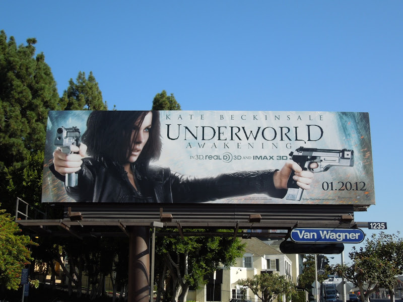 Underworld Awakening billboard