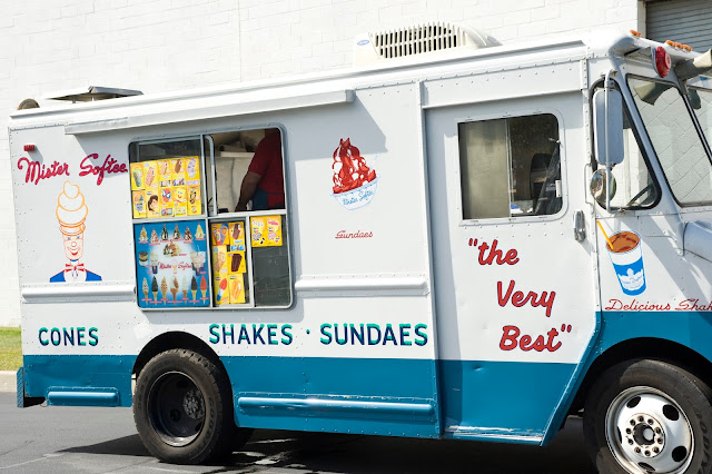 mister softee, ice cream, shakes, sundaes, event treats, event catering