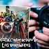 Conviértete en el Capitán América o Thor en nuestro photocall interactivo de Los Vengadores