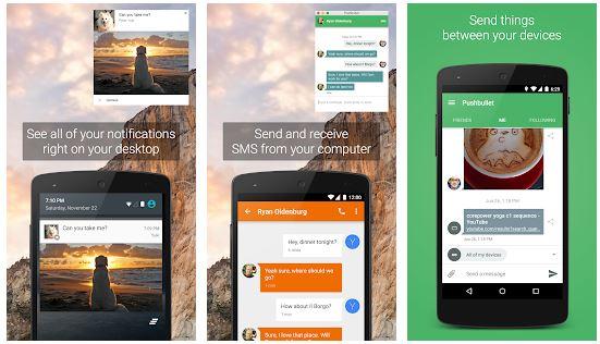 تطبيق-Pushbullet-SMS-on-PC