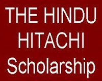 The Hindu Hitachi Scholarships