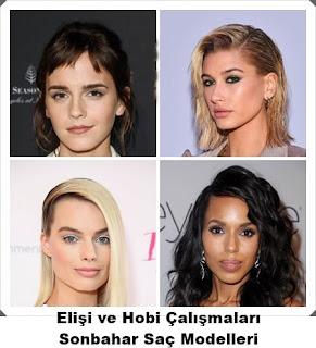 Saç Modelleri - Güzellik