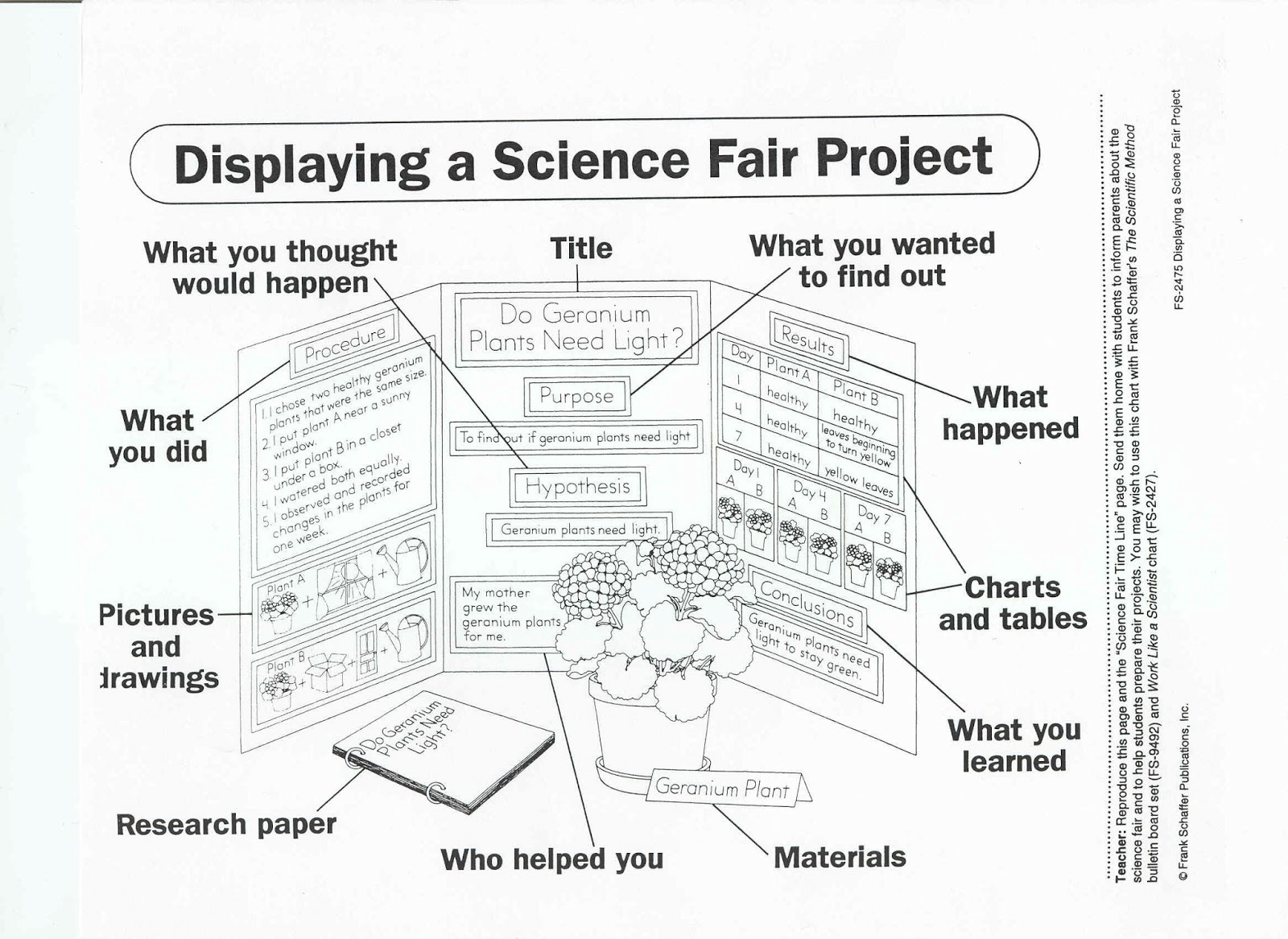 Science Fair Essay Science Fair Essays Keeping You In Suspens Ion