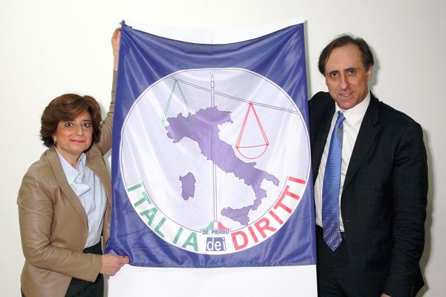 Luisa Sallustio e Antonello De Pierro