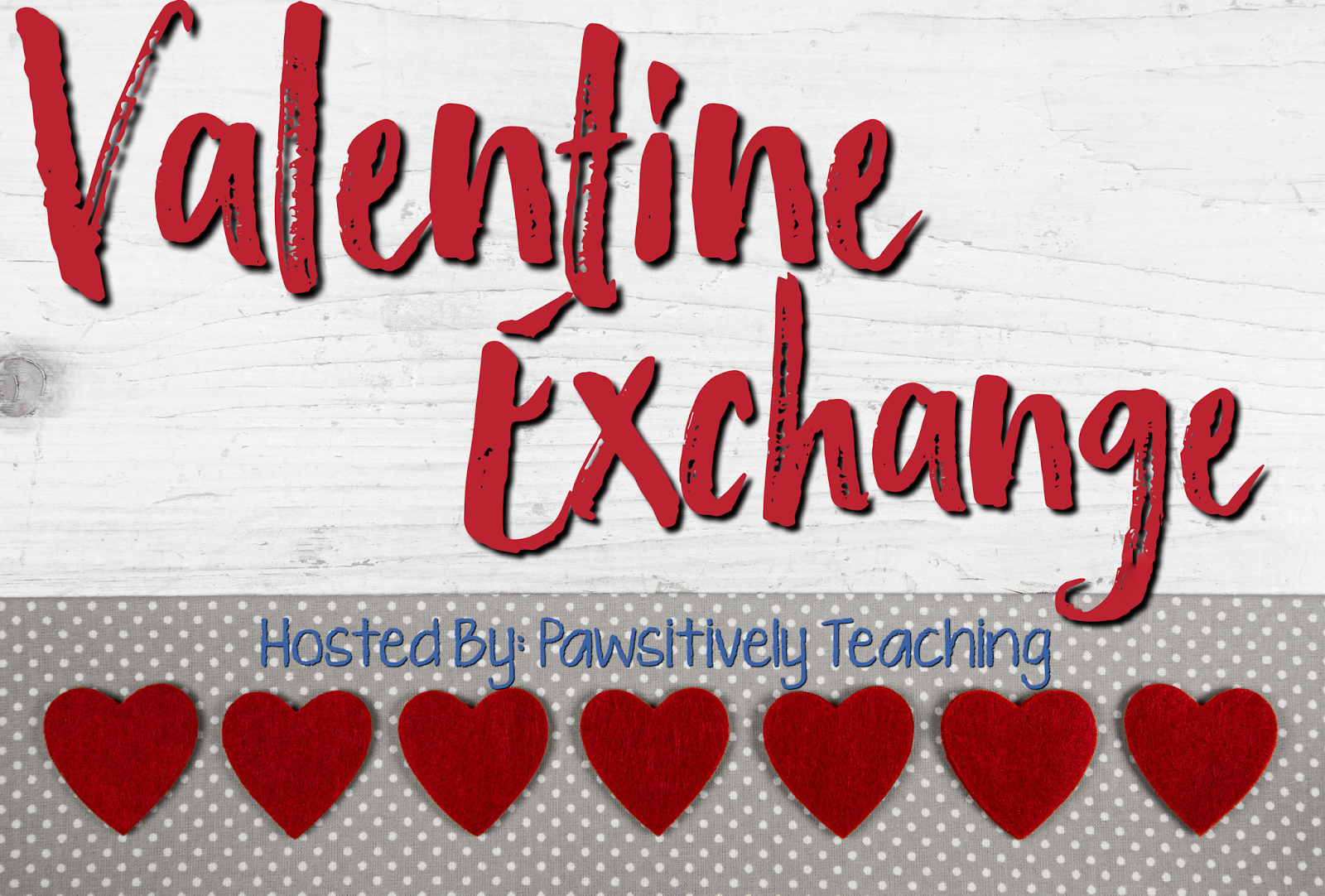 Valentine Exchange 2017