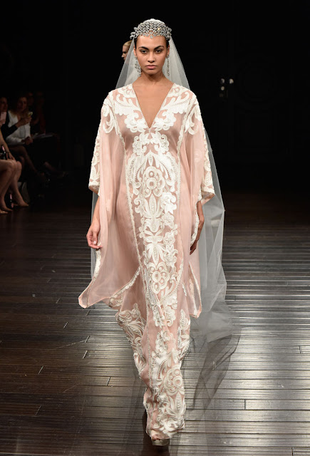 K'Mich Weddings - wedding dress - cultural - Naeem Khan