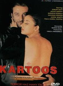 Kartoos (1999) Hindi 720p HDRip x264 950MB
