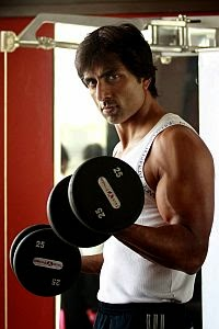 Sonu Sood Body Workout