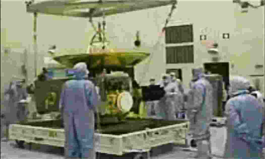 Testing Of New Horizons Probe