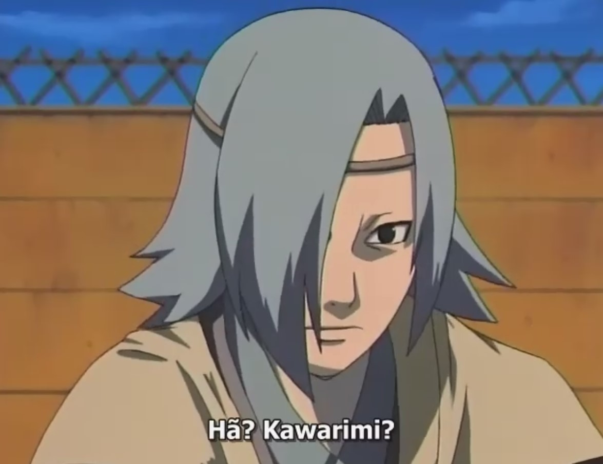 Naruto Episodio 166