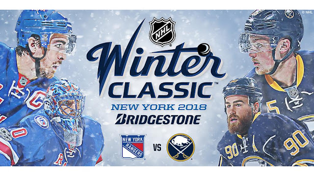 NHL Winter Classic: New York Rangers vs Buffalo Sabres on NBC