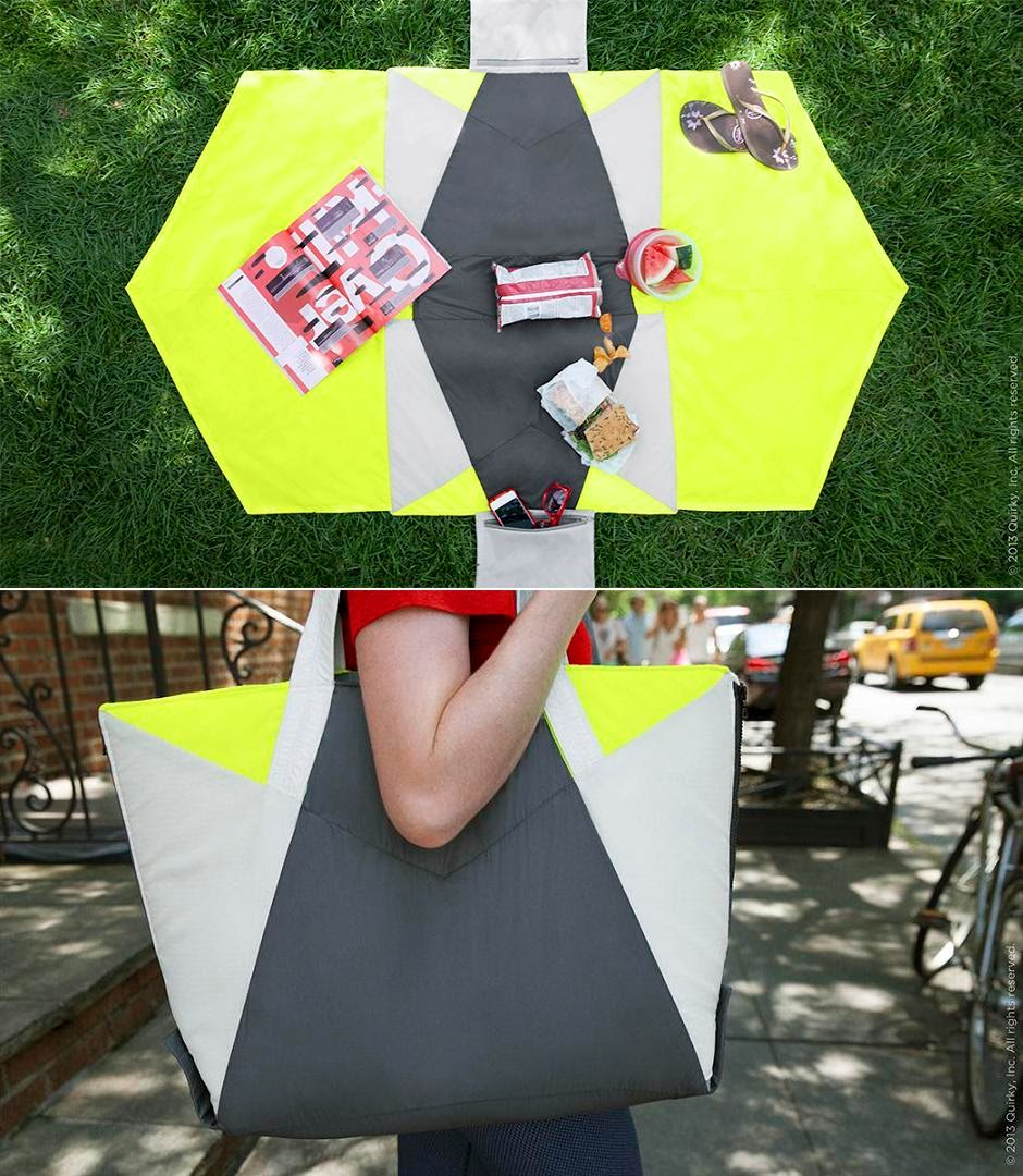 15 Cool And Creative Picnic Baskets And Picnic Bags