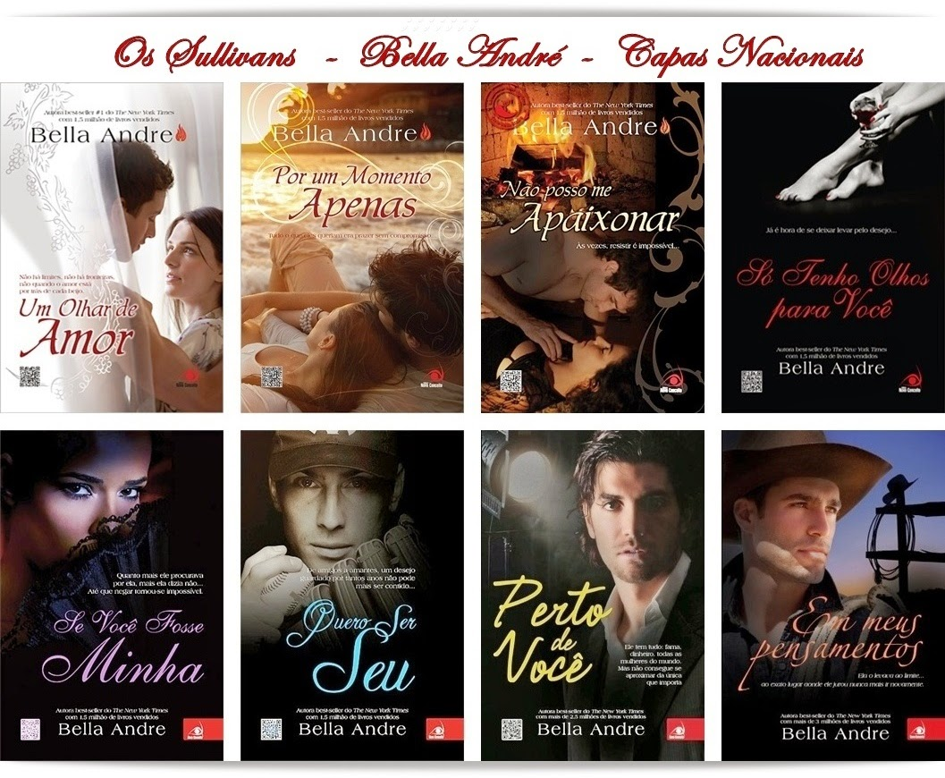 BELLA ANDRE SULLIVAN SERIES EBOOK