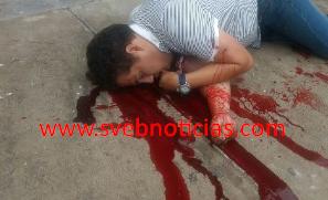 Balacera en colonia Ignacio Zaragoza del puerto Veracruz deja un ejecutado