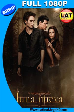 La Saga Crepúsculo: Luna nueva (2009) Latino Full HD 1080P (2009)