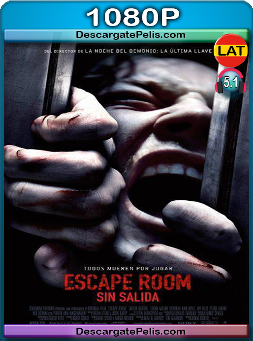 Escape Room: Sin salida (2019) [1080P] [BRRIP] Latino Dual