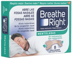 Breathe right Mentolada