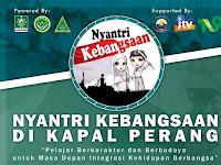 Yuk, Nyantri Kebangsaan di Kapal Perang bersama NU Surabaya