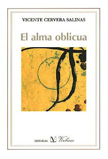 El alma oblicua - Vicente Cervera Salinas
