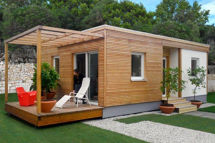 Apuntes revista digital de arquitectura casas de madera - Casas prefabricadas sostenibles ...