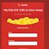Paket Angpao imlek random reward 2019 duit gratis online