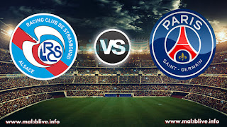 مشاهدة مباراة باريس سان جيرمان وستراسبورج Strasbourg Vs Paris saint germain بث مباشر بتاريخ 02-12-2017 الدوري الفرنسي