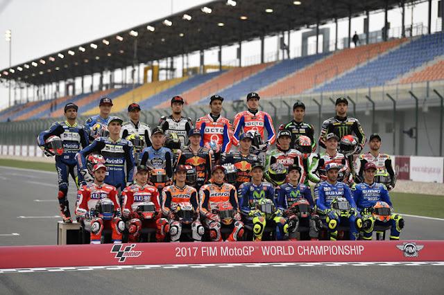 Foto Bersama Pembalap MotoGP 2017, MotoGP-Riders-2017_Foto-Semua-Pembalap-MotoGP-2017
