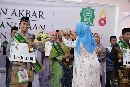 Mengenal Naela, Duta Santri Nasional 2018 Dari Pondok Pesantren Durrotu Aswaja Semarang