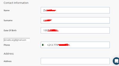 طريقة الحصول على فيزا إفتراضية لتفعيل البايبال