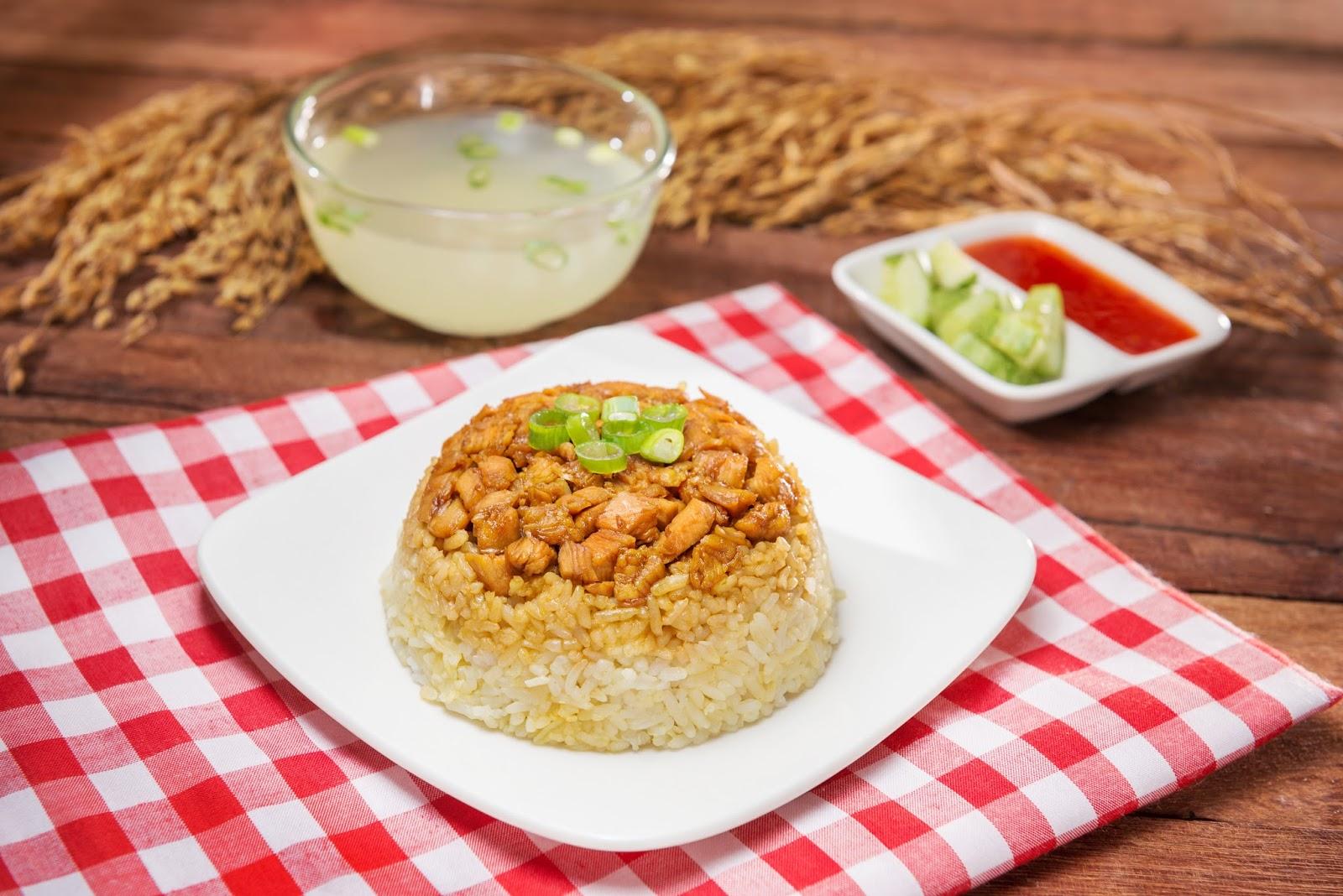 Resep Nasi Tim Ayam Jamur Istimewa Yang Enak