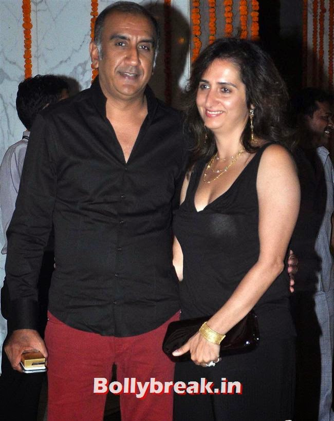 Milan Luthria, Bollywood Celebs at Kangana Ranaut Birthday Bash Pics