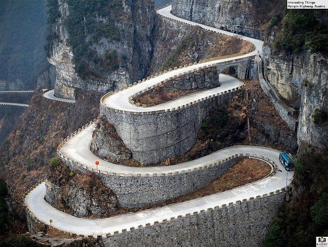 most dangerous road in world