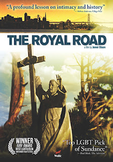 DVD & Blu-ray Release Report, The Royal Road, Ralph Tribbey
